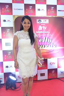 Shruti Ulfat at 14th Indian Telly Awards Nomination Ceremony