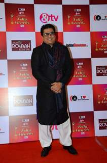 Ayub Khan at Indian Telly Awards