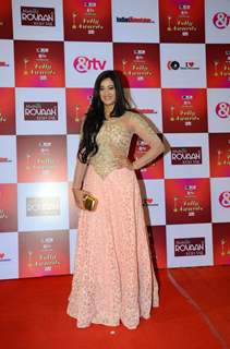 Shweta Tiwari at Indian Telly Awards