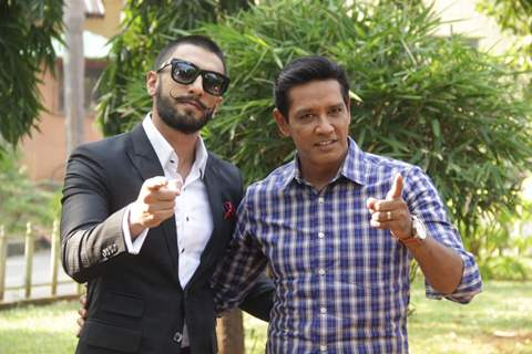 Ranveer Singh to host Crime Patrol for Promotions of Bajirao Mastani