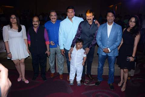 Cast of CID at the Party