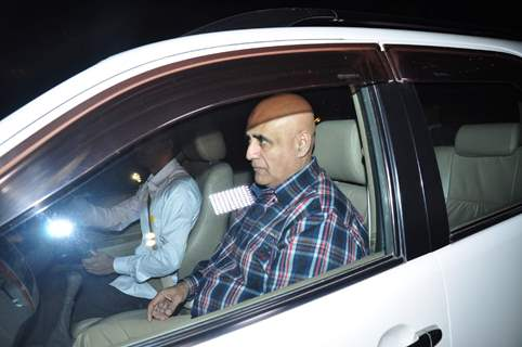 Puneet Issar Visits Salman Khan post Final verdict