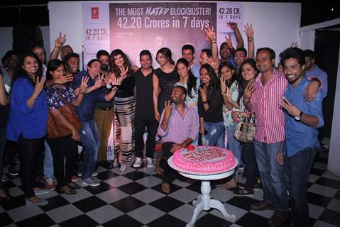 Success Bash of Hate Story 3