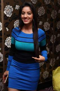 Deepika Singh at Bikramjeet Kanwarpal Mother's Birthday