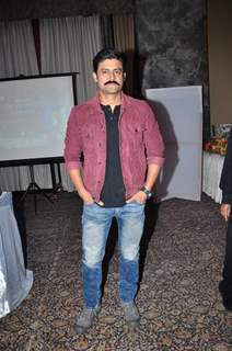 Manav Gohil at Launch of New Music Video Album 'Naina Mare Mantar'