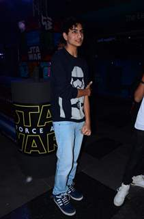 Ibrahim Ali Khan at Premiere of 'Star Wars: The Force Awakens'