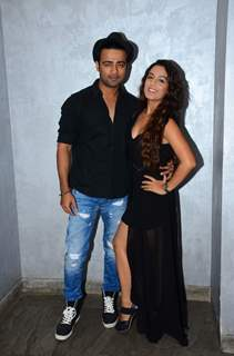Manish Naggdev and Srishty Rode at Premiere of Short film 'Ankahee Baatein'
