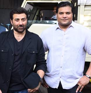 Sunny Deol for Promotions of Ghayal Once Again on CID
