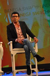 Kunal Kohli at NDTV Cleanathon