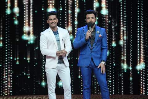 Rithvik Dhanjani and Ravi Dubey on India's Best Dramebaaz 2