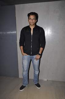 Abhijeet Sawant at Special Screening of 'Jugni'