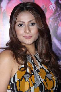 Urvashi Dholakia at Launch of BCL's Ahmedabad Express Team