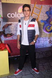 Faisal I Khan at Press Meet of Khatron Ke Khiladi 7