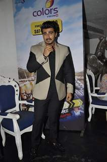 Arjun Kaoor at Press Meet of Khatron Ke Khiladi 7