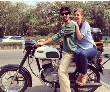 Kalki Koechlin and Vikrant Massey