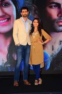 Nikita Dutta and Namik Paul at Sony TV  launches Two New Shows
