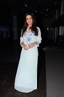 Raima Sen at Special Screening of 'Tere Bin Laden: Dead or Alive'