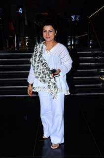 Hard Kaur at  Special Screening of 'Tere Bin Laden: Dead or Alive'