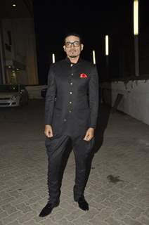 Shawar Ali at 'Power Couple' Finale Shoot