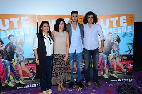 Celebs at the Launch of Film 'Cute Kamina'