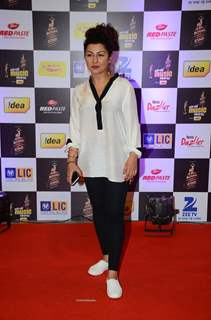 Hard Kaur at Mirchi Music Awards 2016
