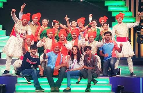 BCL Team Pune Anmol Ratan at the Curtain Raiser Shoot