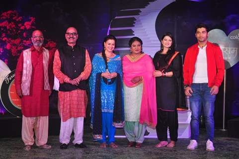 Cast of Colors' New Show 'Kasam Tere Pyaar Ki'