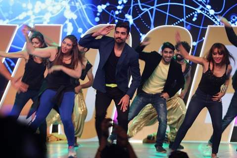 BCL Team Chennai Swagger perform at the Curtain Raiser Event