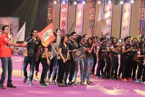 Lucknow Nawabs at BCL Parade Ceremony