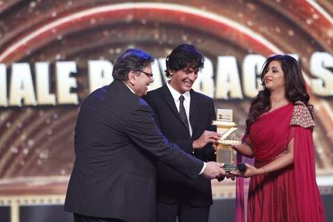 Shreya Ghoshal (Mohe Rang Do Laal)- Best Playback Singer for Bajirao Masatani