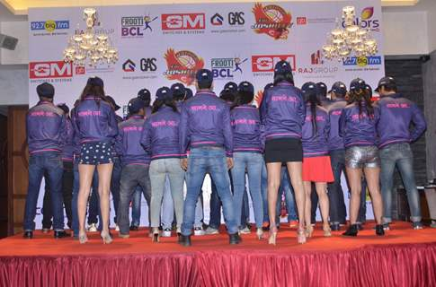 BCL's Jaipur Raj Joshiley Team's Jersey Launch