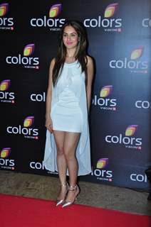 Pooja Banerjee at Colors TV's Red Carpet Event