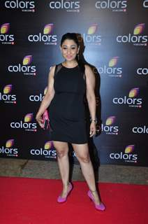Shurti Ulfat at Colors TV's Red Carpet Event
