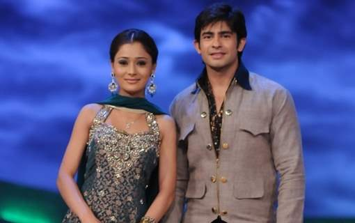 Hussain and Sara in Dance Premier League show