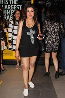 Hard Kaur at Beer Cafe Launch
