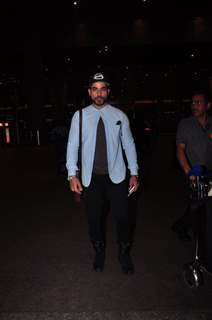 Gautam Gulati Snapped While Leaving for TOIFA