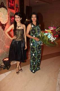 Roop Durgapal and Sonica Handa at Rashmi Sharma's Birthday Bash