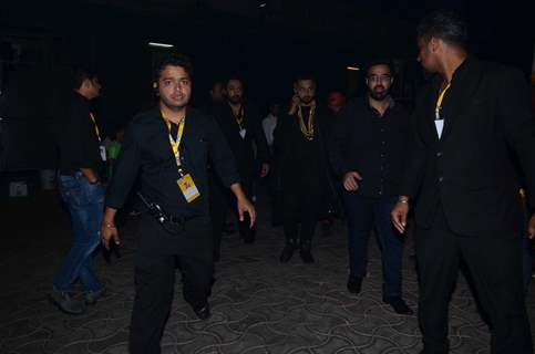 YO YO Honey Singh at IPL Opening Ceremony