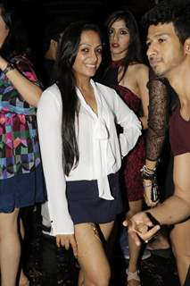 Ashita Dhawan Gulabani at BCL Party!