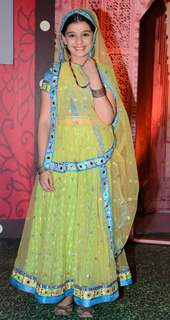 Gracy Goswami at Launch of 'Balika Vadhu...Lamhe Pyaar Ke'