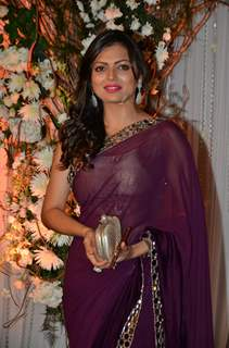 Drashti Dhami at Karan - Bipasha's Star Studded Wedding Reception