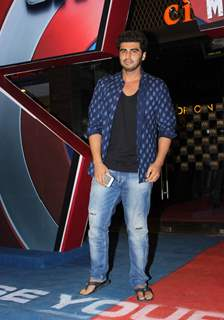 Arjun Kapoor at Screening of Captain America: Civil War