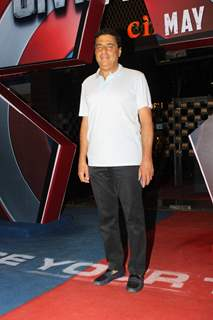 Ronnie Screwvala at Screening of Captain America: Civil War