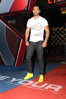 Varun Dhawan Hosts Screening of Captain America: Civil War