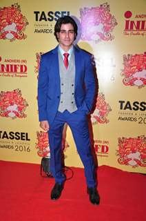 Gautam Rode at Tassel Show