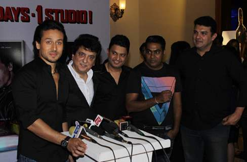 Success Bash of Baaghi, The Jungle Book & Captain America