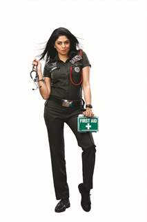 Kavita Kaushik in SAB TV's new show Dr. Bhanumati on Duty
