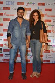 Mohit Raina at Special Screening of 'Kashish'