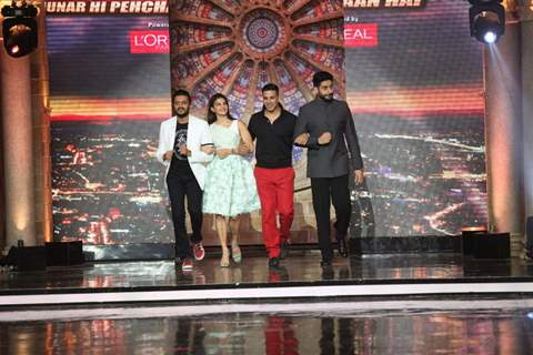 'Housefull 3' Cast have a Blast on the show 'India's Got Talent'