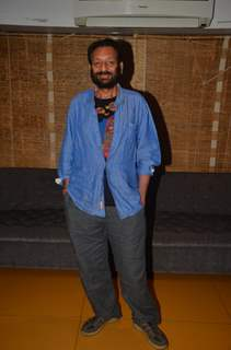 Shekhar Kapoor at Special Screening of the film 'Tithi'